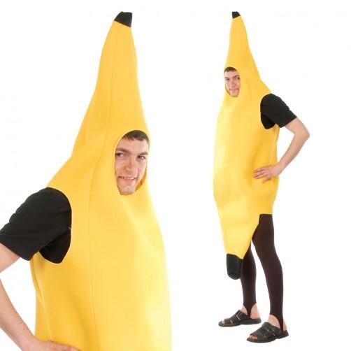 Banano kostiumas