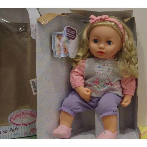 Lėlė Baby Annabell Sophia