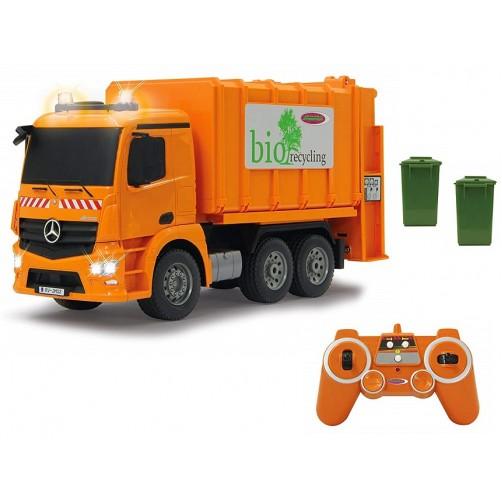 Antrinių žaliavų surinkimo sunkvežimis Jamara