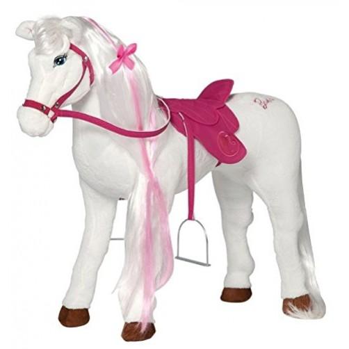 Didelis baltas Barbės arkliukas