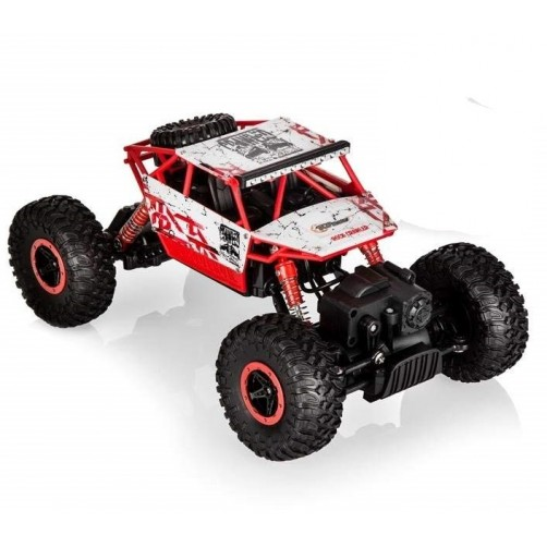 Automobilis Rock Crawler red