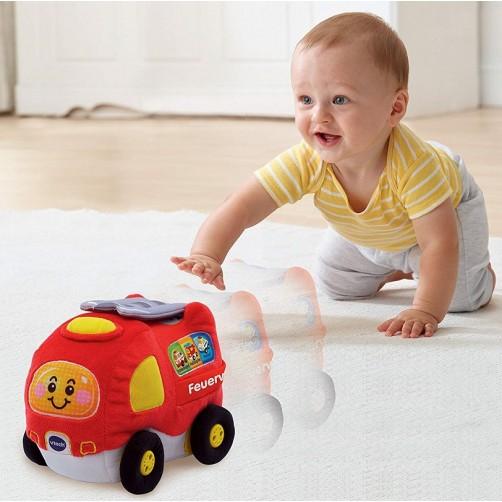 Ropojantis automobiliukas mažyliams