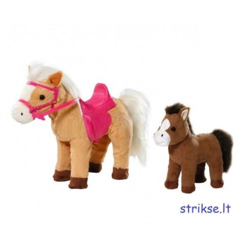 Baby Born arkliukas su kumeliuku