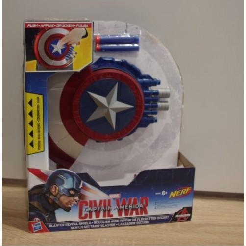 Nerf Captain America