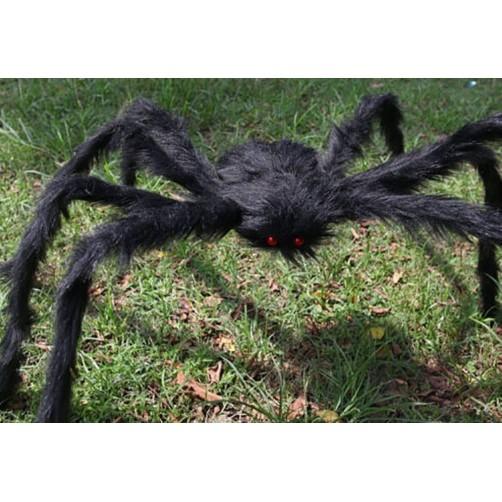 Didelis šiurpus pliušinis voras su garsais