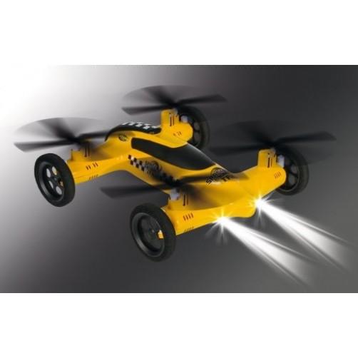 Dronas Carson. Space taxi