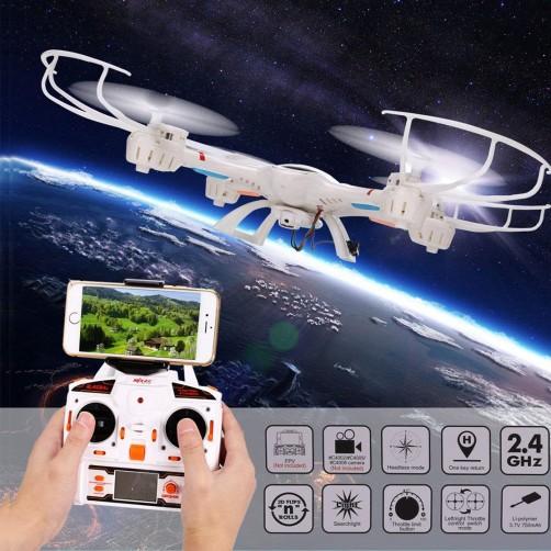 Dronas Arshiner MJX X400 Cam