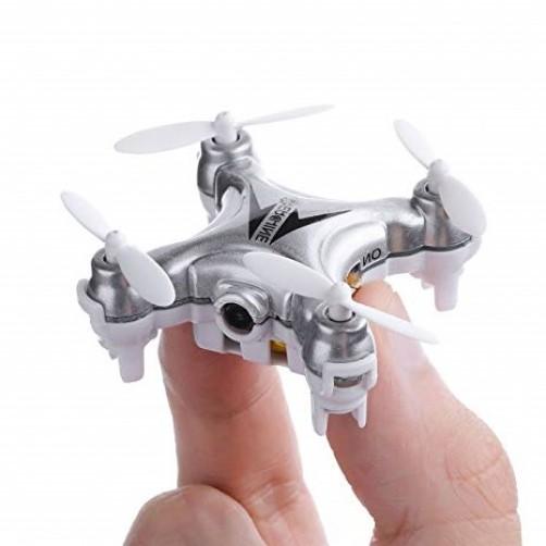 Mikro dronas Eachine E10C su kamera