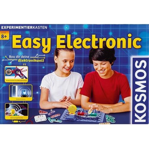 Elektronika- tai taip paprasta!