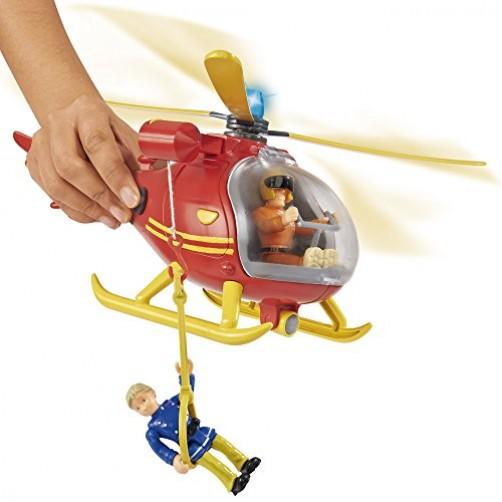 Gelbėtojas Semas ir sraigtasparnis Sam Wallaby