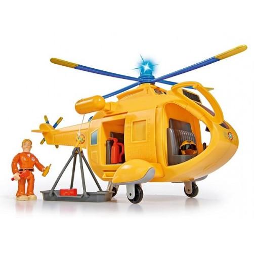 Gelbėtojas Semas ir sraigtasparnis Sam Wallaby 2