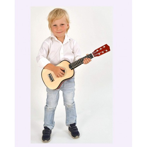 Medinė gitara Bontempi