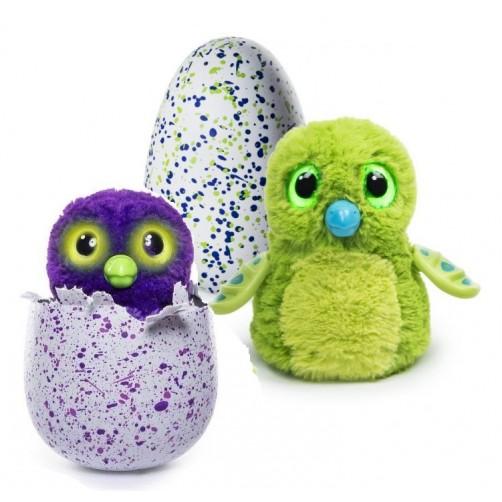 Interaktyvus paukščiukas Hatchimals kiaušinyje