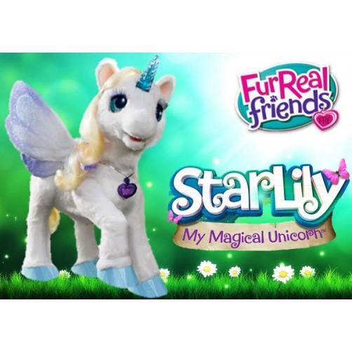 Interaktyvus vienaragis Fur Real Friends Starlily