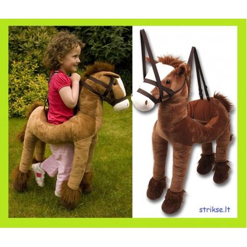 Kaip ant arklio!