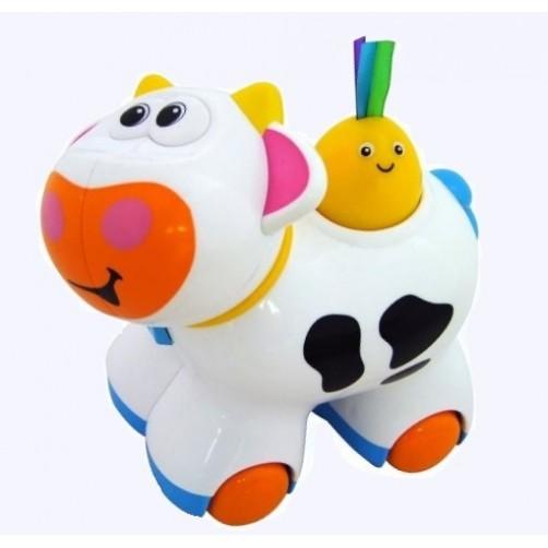 Grojanti ir važiuojanti karvytė