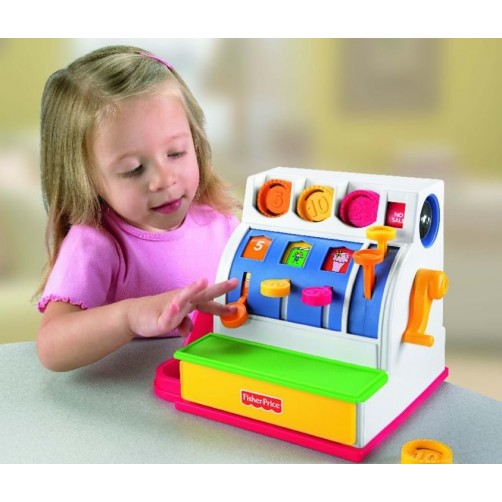 Kasos aparatas Fisher Price