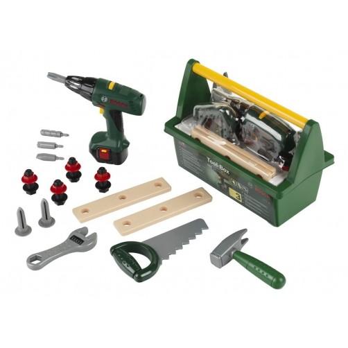 Meistro įrankių dėžė Klein 8429