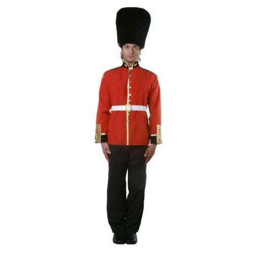 Anglijos Karalienės sargybinio kostiumas L dydis