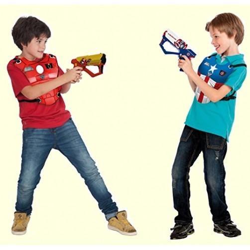 Lazeriniai šautuvai Avengers