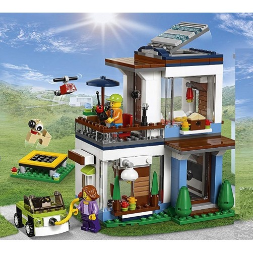 Lego 31068. Namas pagal poreikius