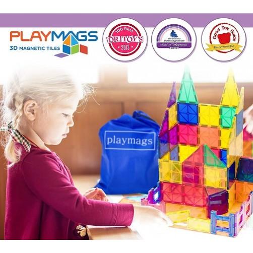 Magnetinis konstruktorius Playmags 100