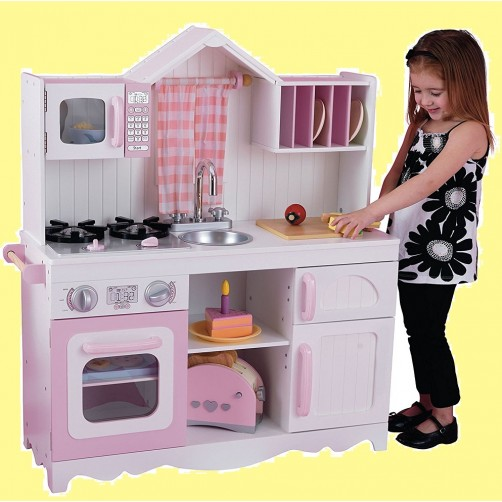Medinė virtuvė Kidkraft 53222