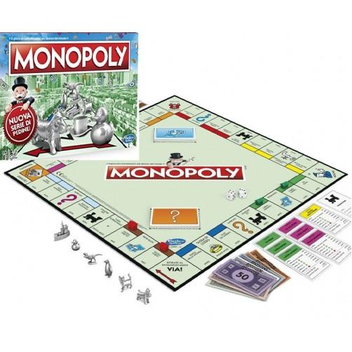 Monopolis Hasbro C1009 itališka versija