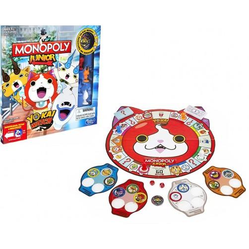 Monopolis mažiems vaikams Yo-kai Watch