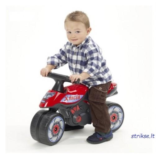 Motociklas Falk X racer 400