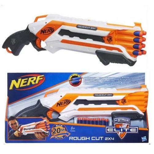 Nerf Rough cut. 4x2