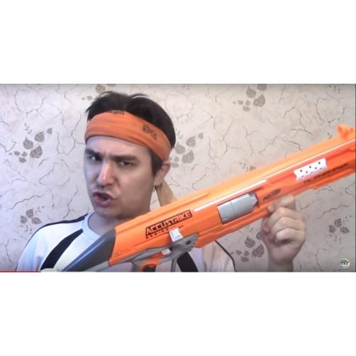 Nerf snaiperio šautuvas Accustrike Alphahawk