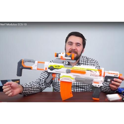 Nerf šautuvas Modulus ECS-10