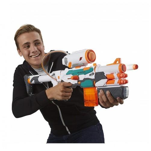 Nerf šautuvas Modulus Tri Strike