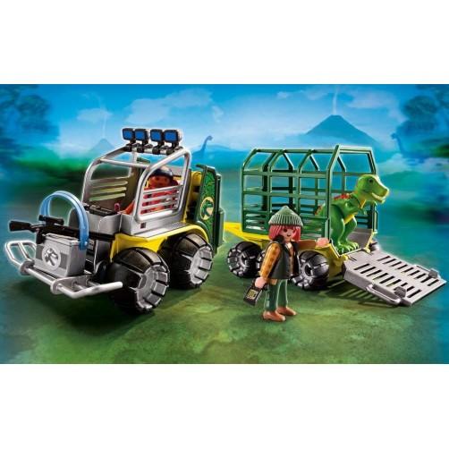 Playmobil 5236. Dinotrakas