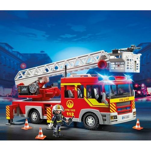 Playmobil 5362. Ugniagesių sunkvežimis