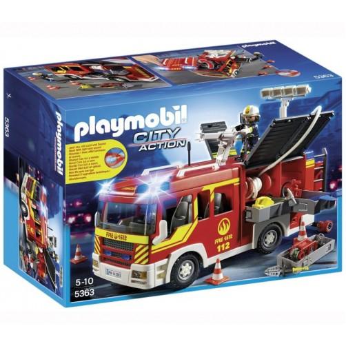 Playmobil 5363 Ugniagesių automobilis
