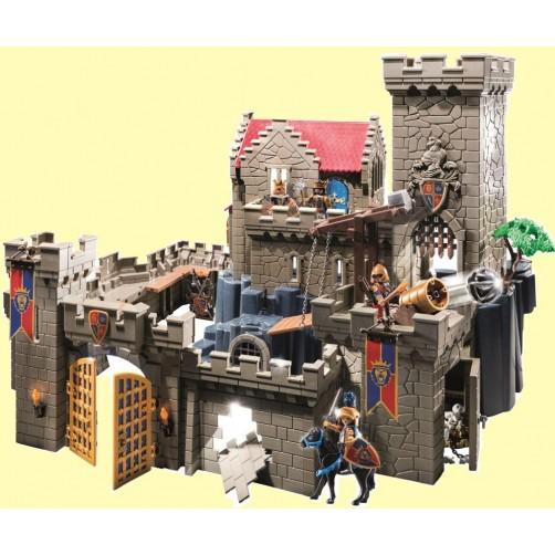 Playmobil 6000. Karališka pilis- tvirtovė