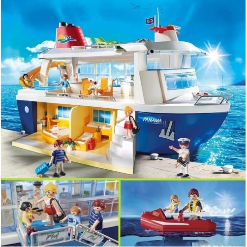 Playmobil 6978. Kruizinis laivas