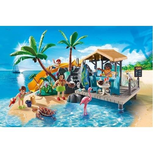 Playmobil 6979. Poilsis Karibuose