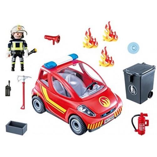 Playmobil 9235. Lengvasis ugniagesių automobilis