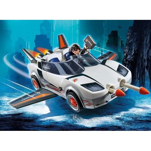 Playmobil 9252 Jakudzos boso automobilis
