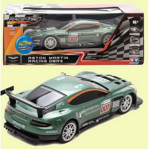 Automobilis su pulteliu Aston Martin Racing DBR9