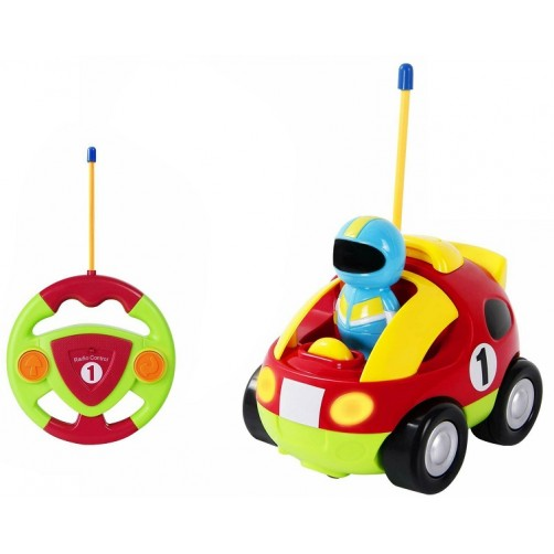 RC automobilis Lovely Cartoon Car