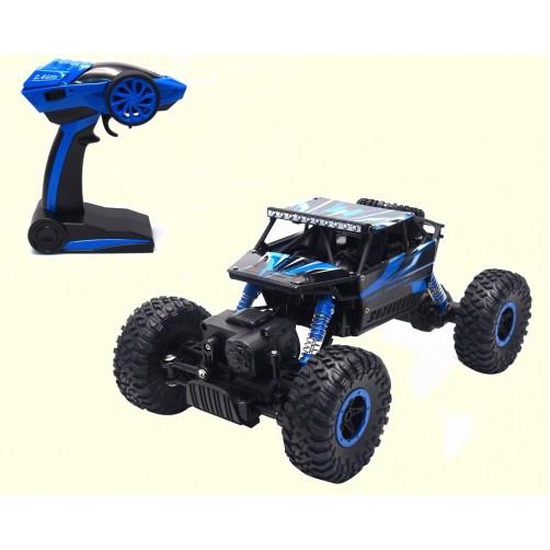 Automobilis Rock Crawler Blue