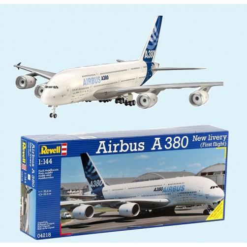 Konstruktorius Revell 04218. Airbus A380
