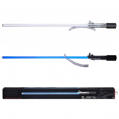 Luke Skywalker Force FH Lightsaber