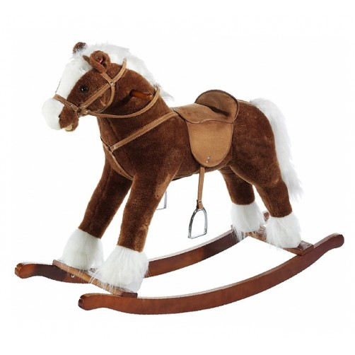 Didelis supamas arklys