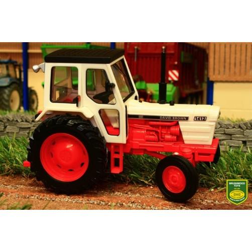 Traktorius David Brown 1412