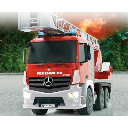Ugniagesių automobilis Mercedes Benz Antos